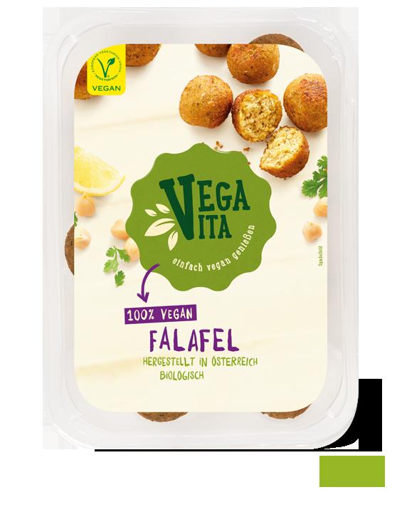 Falafel Großansicht | Vegavita
