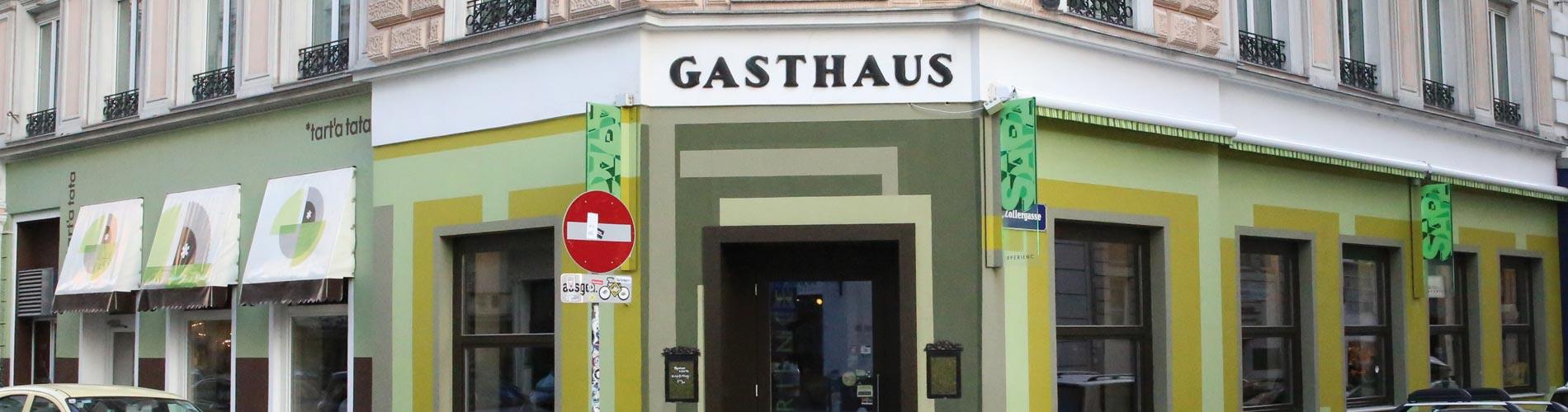 Gasthaus Sapa - 1070 Wien - Restaurant - Vegavita