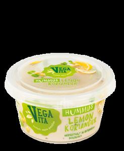 Hummus Lemon Koriander | Vegavita