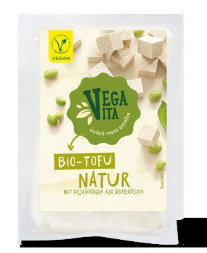 Bio Tofu Natur | Vegavita