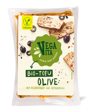 Bio Tofu Olive | Vegavita