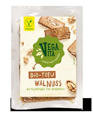 Bio Tofu Walnuss | Vegavita