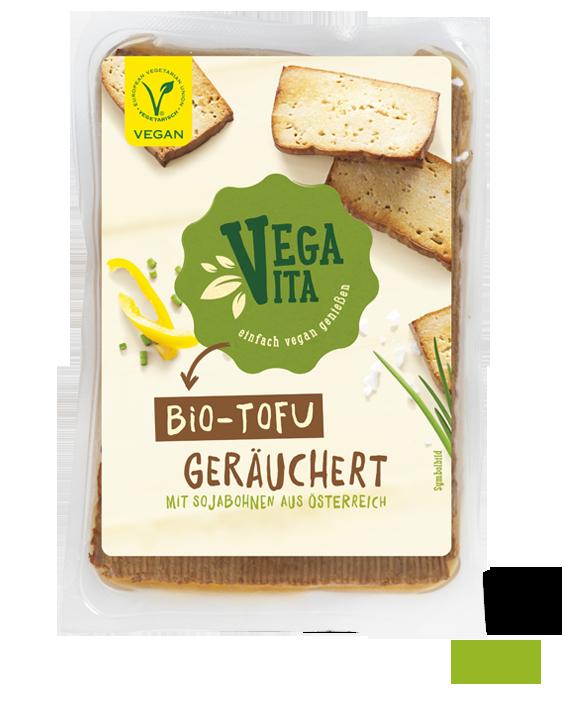 Bio Tofu geräuchert Großansicht | Vegavita