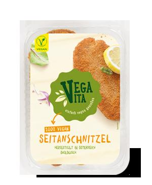 Seitanschnitzel | Vegavita
