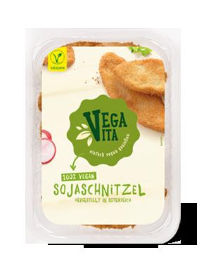 Sojaschnitzel | Vegavita