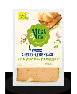 Cheezi Leberkäse | Vegavita