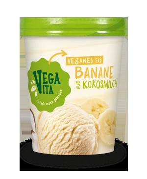 Bananeneis | Vegavita