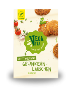 Grünkern Laibchen | Vegavita
