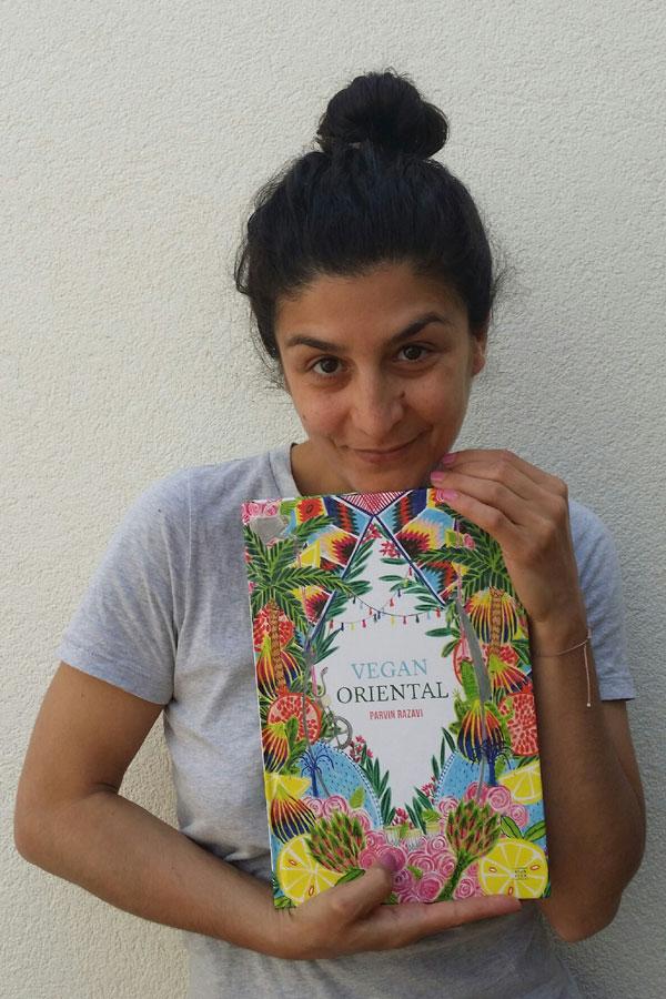 Vegan Oriental von Parvin Razavi Buch