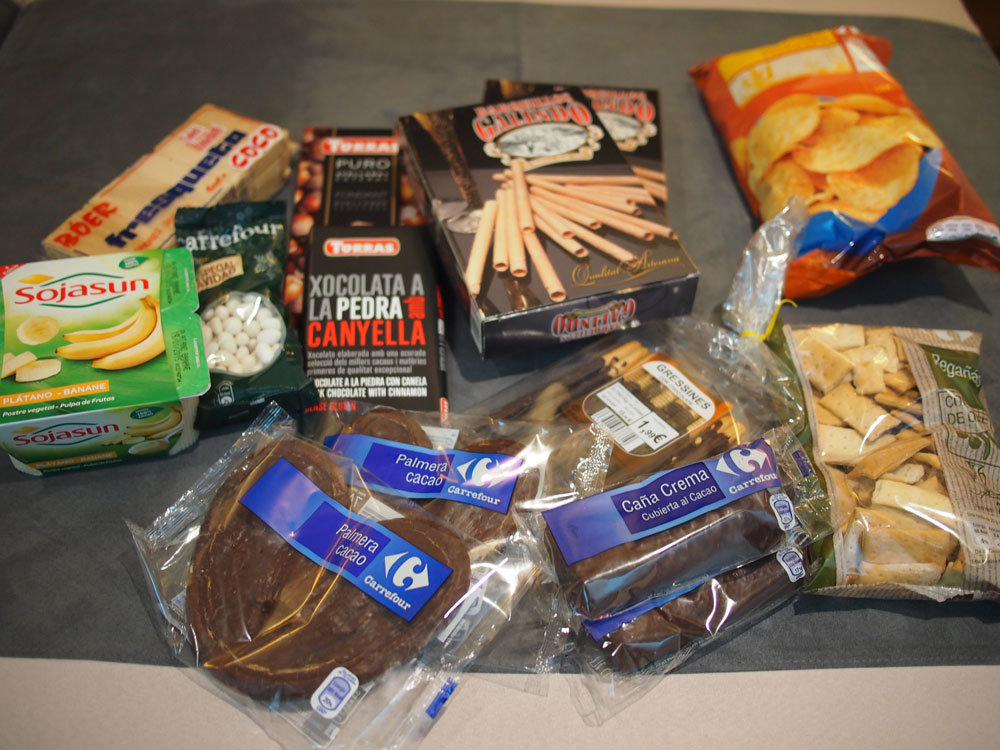 Vegane Wanderlust: vegane Snacks
