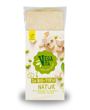 2x Bio Tofu Natur | Vegavita