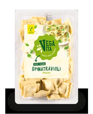 Spinatravioli | Vegavita