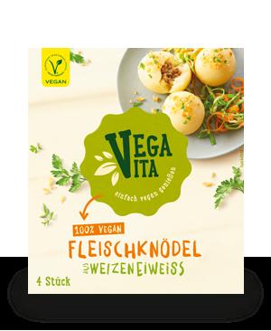 Fleischknödel | Vegavita