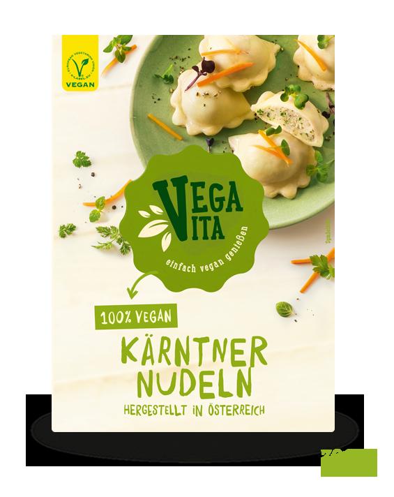Kärntner Nudeln | Vegavita