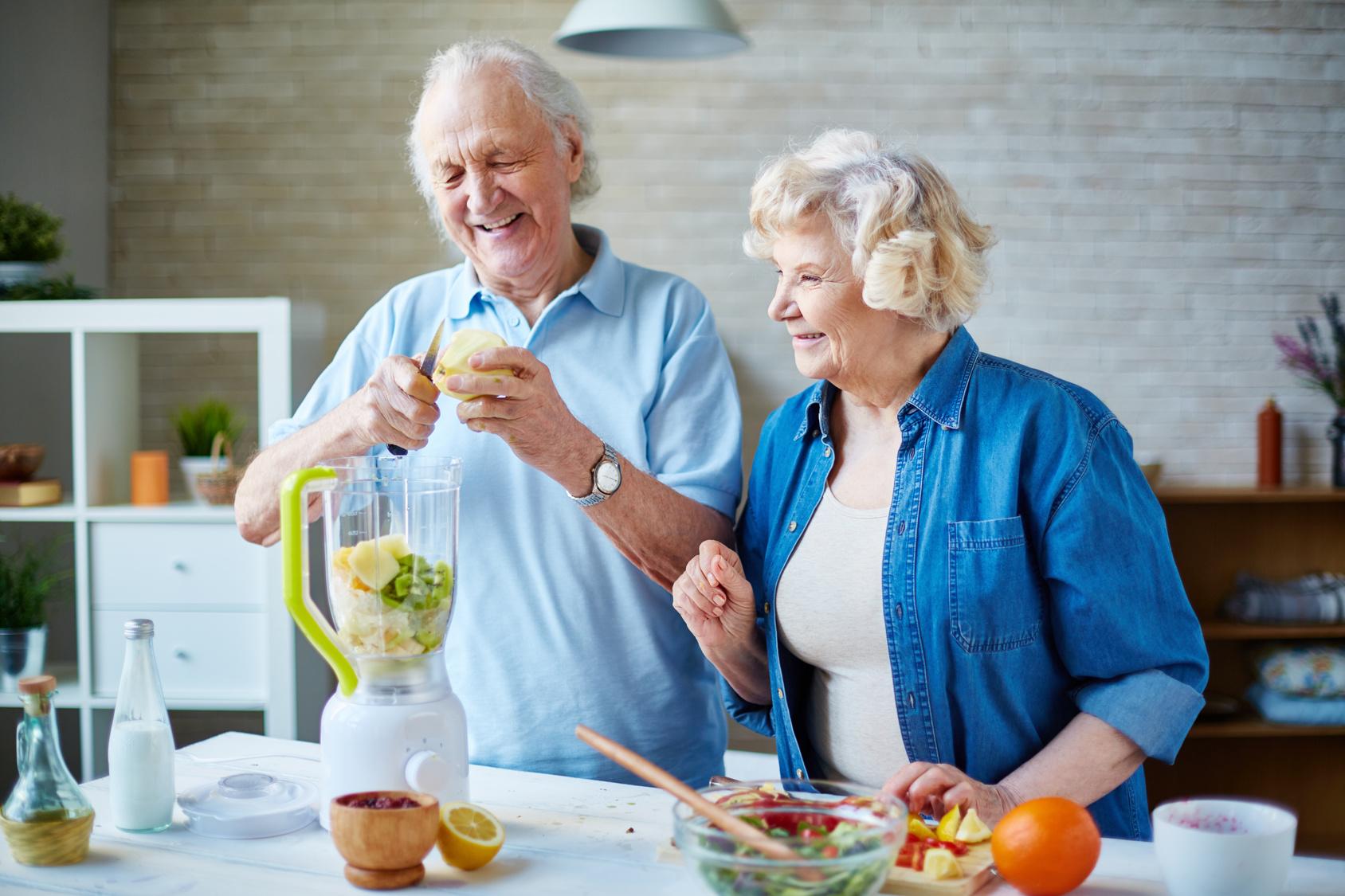 Oma - ich ernähre mich jetzt vegan!
