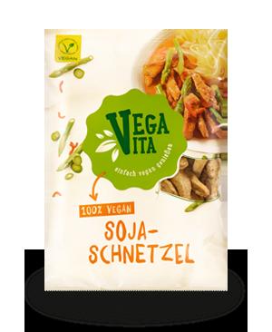 Soja-Schneztel | Vegavita