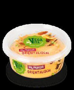 Hummus Orientalisch | Vegavita