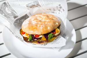 The Purebox Burger