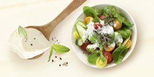Seidentofu-Rezepte Salatdressing