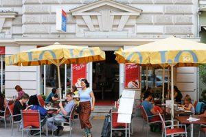 Vegan in Salzburg Heart Joy Cafe