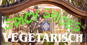 Vegan in Salzburg Spicy Spices