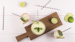 Die besten 3 Reis- und Mandeldrink Rezepte Grüner Smoothie