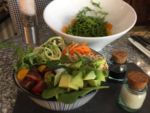 Simply Raw Bakery Buddha Bowl