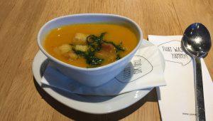 Yamm Karotten-Ingwer Suppe