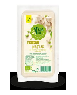 Tofu Natur 500g | Vegavita