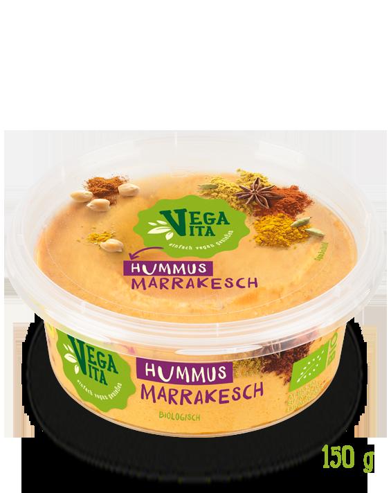 Hummus Marrakesch Großansicht | Vegavita