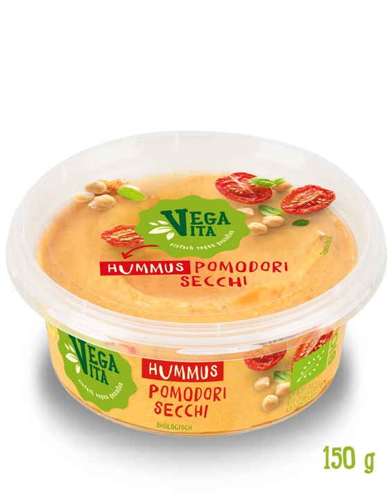 Hummus Pomodori Großansicht | Vegavita