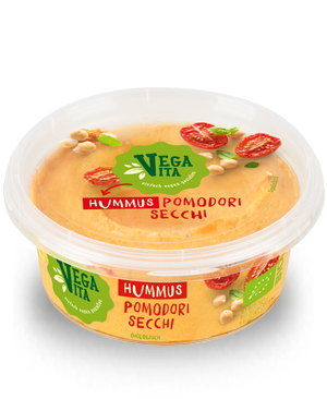 Hummus Pomodori | Vegavita