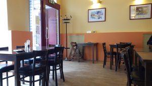 Café Feldberg Innenausstattung