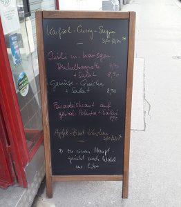 Café Feldberg Menü