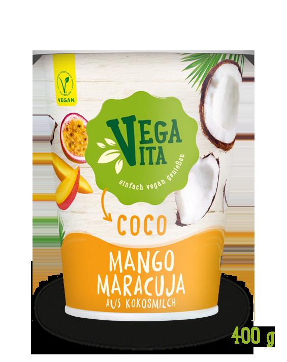 Coco Mango Maracuja Großansicht | Vegavita