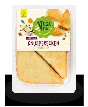 Knusperecken | Vegavita