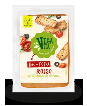 Bio-Tofu Rosso | Vegavita