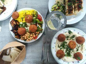 Habibi & Hawara orientalische Speisen