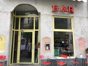 Café Liebling Außenansicht