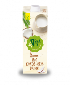 Vegavita Kokos-Reis-Drink