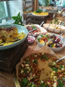 Lokalreview Die Turnhalle Brunch