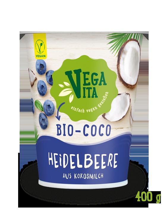 Bio Coco Heidelbeere | Vegavita