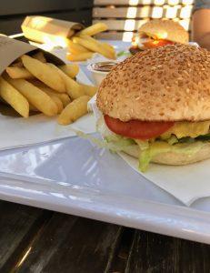 Front Food Wien Burger