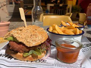 Lokalreview Stern Burger